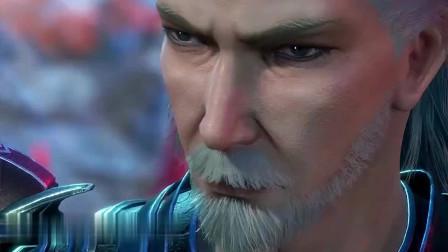 《斗罗大陆》独孤博的对手是唐昊,唐昊最想保护的就是唐三