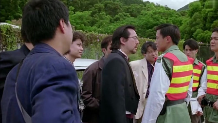 """香港电影:洪兴大飞结婚遇到这种事,大飞要""""发飙""""了"""