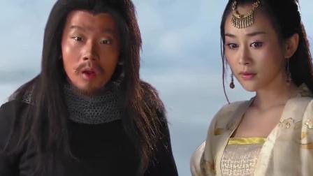 玉鼎真人很想去杨戬家,却被他媳妇吓得不敢上门!