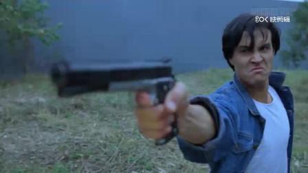 李小龙儿子李国豪一个人拉着一车枪去报仇