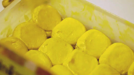 """在泰国很流行""""香蕉煎饼"""", 吃多了""""鸡蛋煎饼""""不妨换个口味!"""