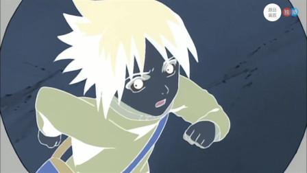 火影忍者:鼬的杀气,如影随形,小学生佐助遭不住