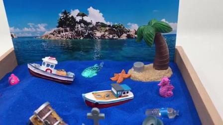 发呆盒-海洋传奇创建自己的海洋世界