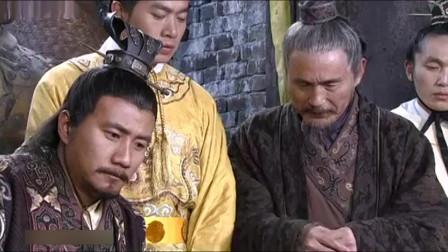 朱元璋看到扬州破败不堪,问其原因,大臣回答两字道出真相!