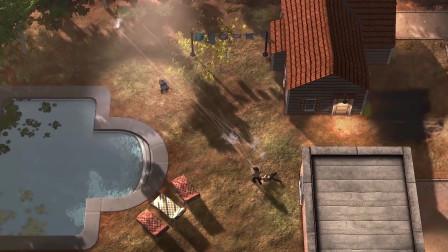 开放世界警匪大战,玩家都可以扮演!《美国逃亡者》最新预告