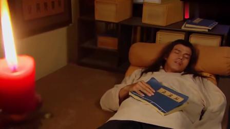 李奎死前不愿打电话,吴松在梦中听到了,醒来时一身冷汗。