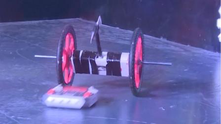 锤锤锤,就是锤不到对手,机器人:好生气噢