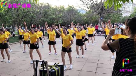 最流行流行广场舞鬼步舞《唱一首情歌》舞步潇洒帅气,音乐动感好听!