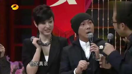 张卫健和陈法蓉接吻后嘴变湿,汪涵:你自己要往火坑里跳