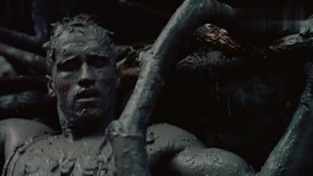 铁血战士:施瓦辛格真男人,使出一招,连铁血战士都看懵了