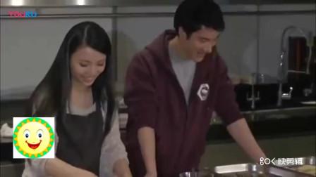 李靓蕾晒视频向王力宏索吻 夫妻俩幽默互动超恩爱-_标清