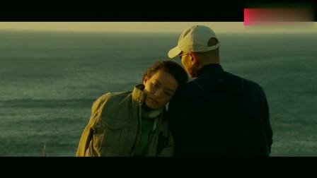 论浪漫葛优不输谁!在北海道的海边,说出爱情的承诺!