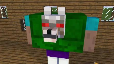 我的世界动画-怪物学院-炼药-Pikamon