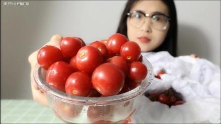 3斤圣女果, 试吃, 我的最爱, 你的最爱是什么