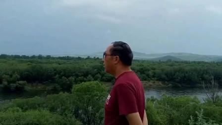 老夫妻自驾游从呼伦贝尔草原经亚洲第一湿地到中国冷极根河