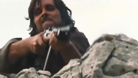 意大利经典二战大片,战争场面逼真,枪战俘的一幕谁也想不到!