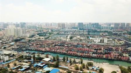 航拍广西北海,城市宜居房价还不高,跟三亚和厦门相比怎么样?