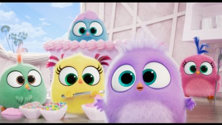 【猴姆独家】太太太太可爱啦!《#愤怒的小鸟2# 》大电影首曝母亲节特别预告片!