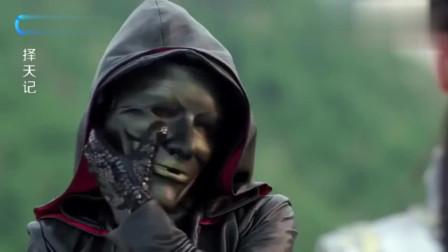 大结局黑袍女终于摘下面具没想到露出真容的她颜值这么高