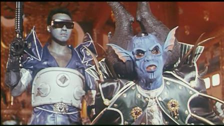 真人版《七龙珠》,龟仙人与八戒,悟空等人,激战外星大魔王!