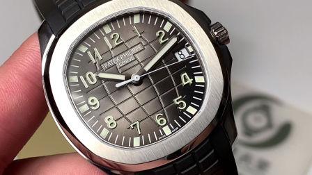 【金子讲表】ZF厂百达翡丽PP5167A 现阶段最好的卡拉卓华十字星腕表
