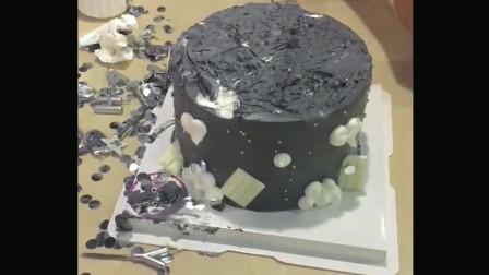 """买了一个""""网红蛋糕"""",成了一个活生生的教训!"""