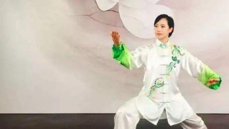 崔文娟-16式太极拳