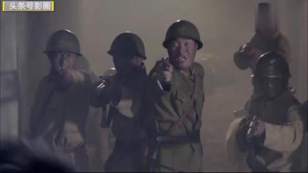 最后决战相当好看的抗战电影场景热血战斗情节紧张万分
