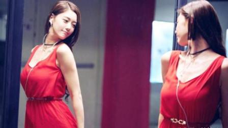 李成敏红裙撩人,肖央步步紧跟  一面镜子,照出两种心思!