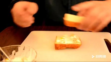 吐司面包新吃法