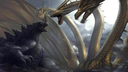 三大观点剖析《哥斯拉2》神仙打架!远古怪兽争王之战