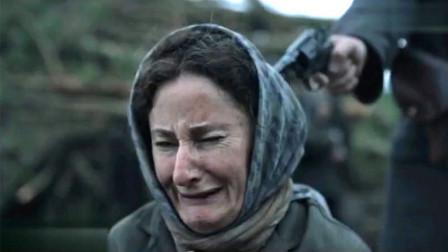 一部真实事件改编的二战电影,苏军集中营里血泪人性的一幕