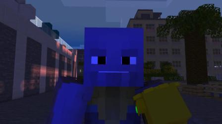 我的世界动画-灭霸-KubiNimator KM