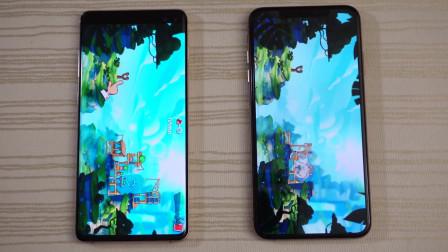 三星S10游戏载入速度,对比iPhone Xs Max