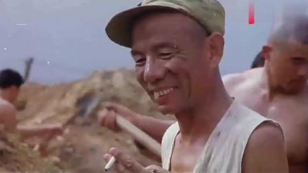 没有比较,没有伤害!部队挖了战壕,前面的三根头发都是肉人完成的!