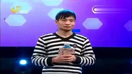婿张志波一举成名,携媳妇儿为选手加油,遭评委们一顿调侃