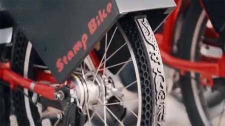 日本发明新型共享单车,有水就能打广告,被抓了还不罚款!
