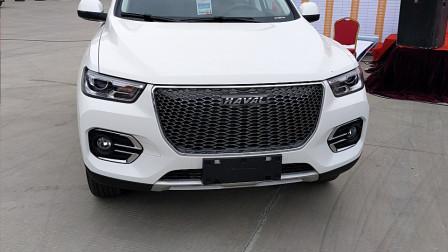 车展详拍19款长城哈弗H2s,10万以内很棒的SUV,看看是不是你的菜