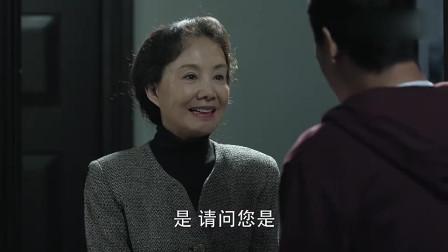 人民的名义:阿姨上门拜访,侯亮平遇到了尴尬的局面,迷茫了!