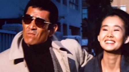 1976日本老电影《追捕》电影原声插曲, 音乐响起, 满满的回忆!