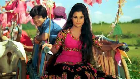 1971印度电影大篷车电影原声插曲美丽的姑娘你来自哪里
