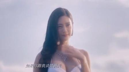 李成敏不愧是韩国的大众女神,就连拍个普普通通的广告都这么漂亮