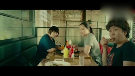 恶棍天使:餐厅里的人看她吃饭都看傻了,屏幕前的我看她吃饭饿了