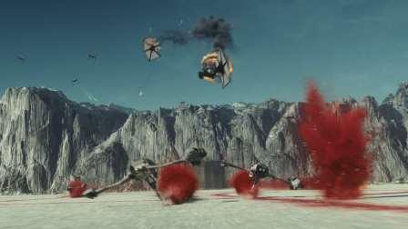 《星球大战:最后的绝地武士》前情回顾之抵抗组织篇