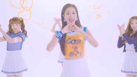 韩国女团April《YES SIR》MV,全都好漂亮,好可爱