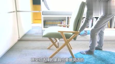 """小户型:35平小户型公寓,一个人住的天堂,这装修简直要""""逆天""""!"""