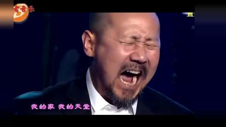 天!张韶涵做梦都没想到,腾格尔又把她这首歌唱火了,真不愧是专家
