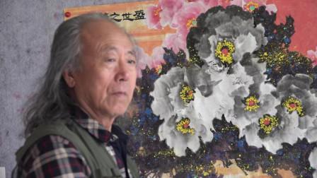 著名书画评论家史峰评著名画家周明智