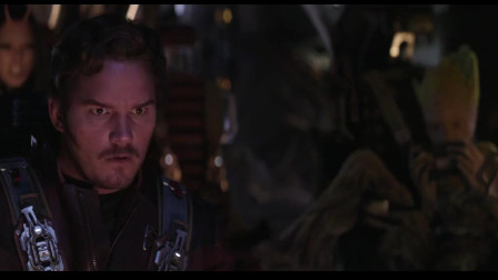 银河护卫队3:小树人一天到晚就知道打游戏,领导批评他两句,结果他竟然直接骂人