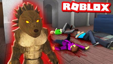 Roblox狼人杀模拟器:变身大侦探皮卡丘?